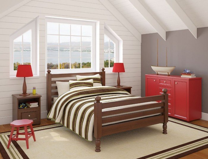 bett bauanleitung bauplan. Black Bedroom Furniture Sets. Home Design Ideas