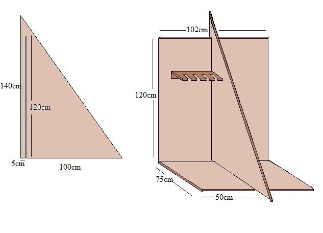 bauanleitung kamin bauplan. Black Bedroom Furniture Sets. Home Design Ideas